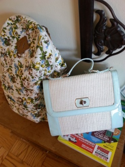 I love my bags! Backpack-Forever21 Purse- Kelly&Katie