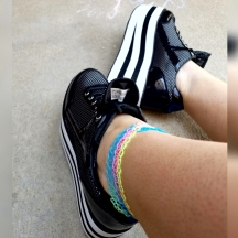 Cute Shoes ft. my anklet